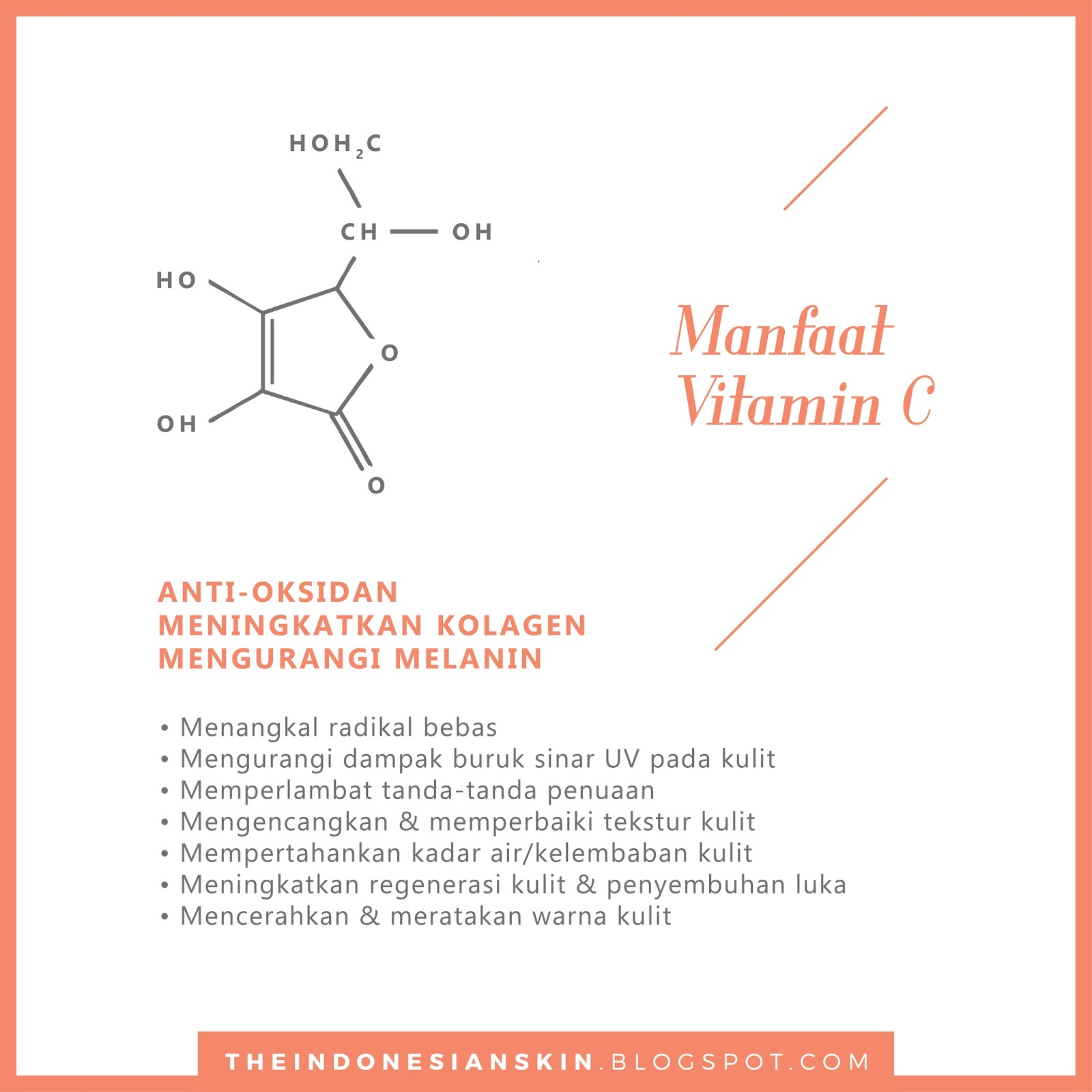 Tips manfaat vitamin c untuk perawatan kulit the indonesian skin tips manfaat vitamin c untuk perawatan kulit ccuart Image collections