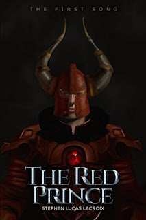 the red prince front cover ebook