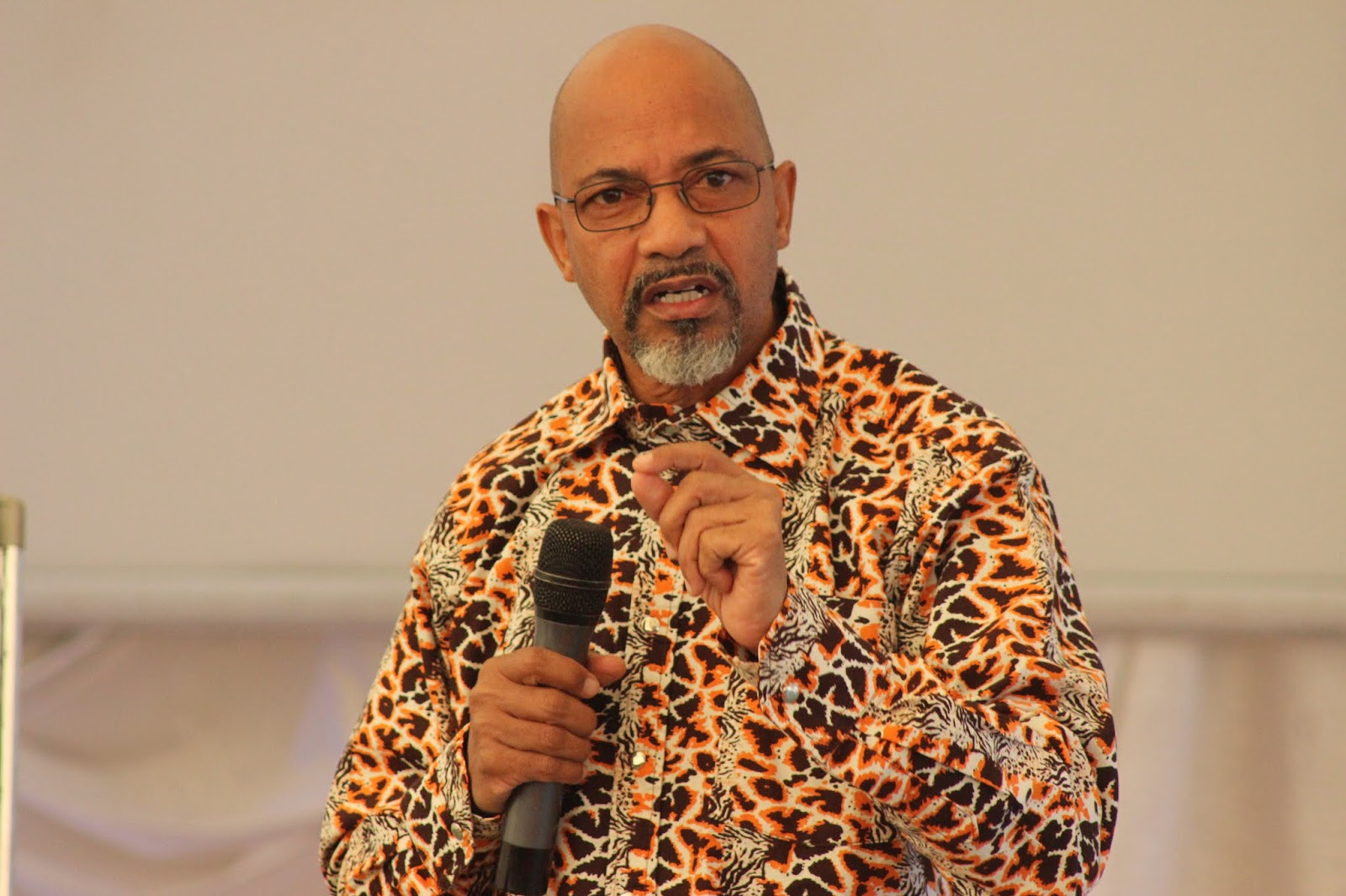 Picture Gallery - Bishop Tudor Bismark at the School Of Ministry Session - WordPack Kingdom Convention 2018