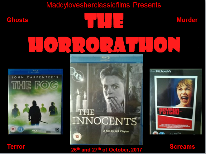 The Horrorathon