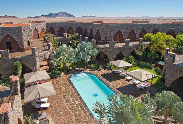 Le Mirage Resort & Spa Sossusvlei Namibia