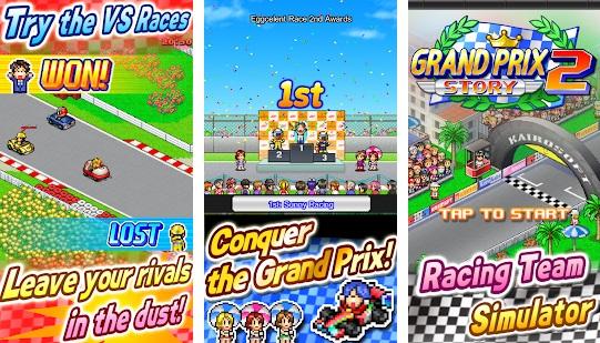 Grand Prix Story 2 v2.0.0 Mod Apk (Unlimited Money)