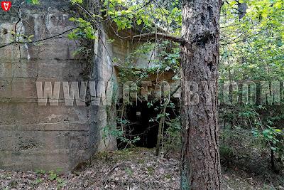 Пятый немецкий бункер в Ганцевичах