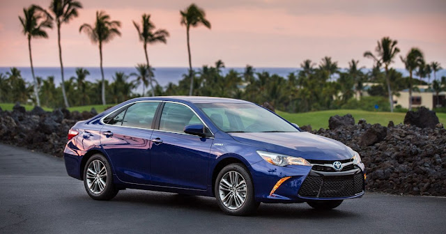 Review mengenai Spesifikasi All New Toyota Camry