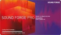 Sound Forge PRO 12 + CRACK 2018