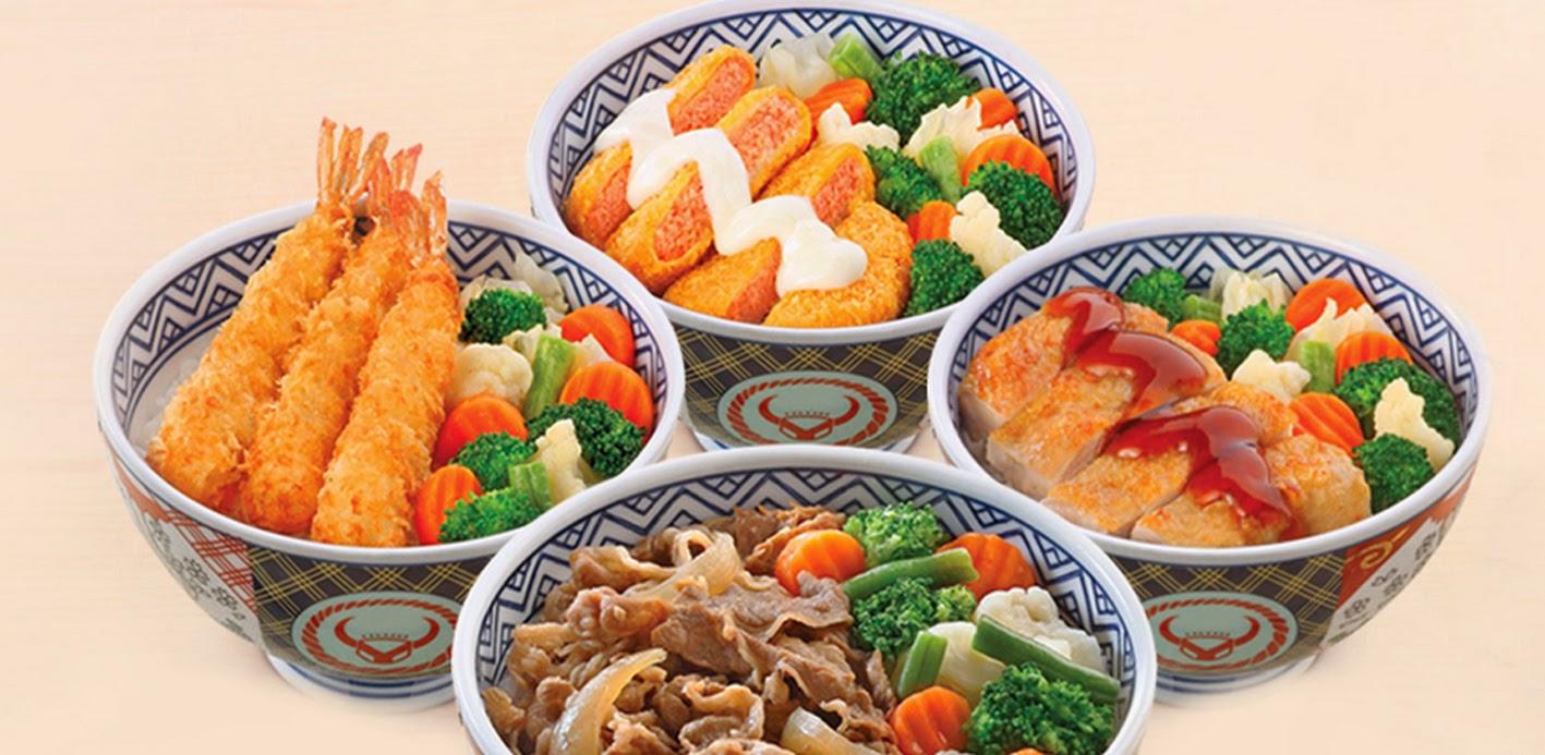 foodpanda Partners Up With Yoshinoya ~ Huney'Z World