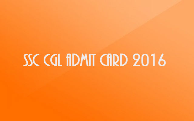 SSC-CGL-Admit-Card-2016