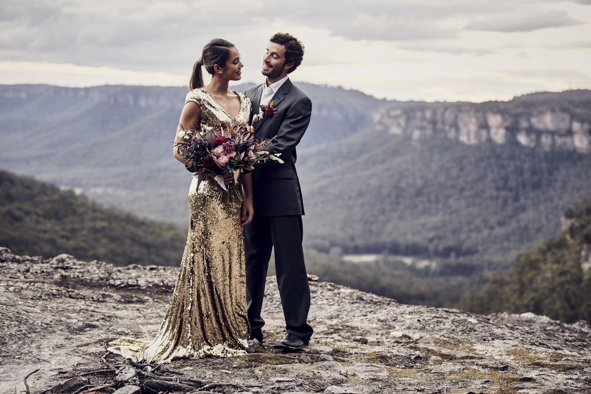 STYLED: MACHINERY SHED STYLED WEDDING INSPIRATION | BLUE MOUNTAINS NSW