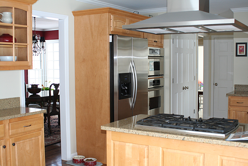 My Kitchen Refresh: Extending My Cabinets To the Ceiling ...