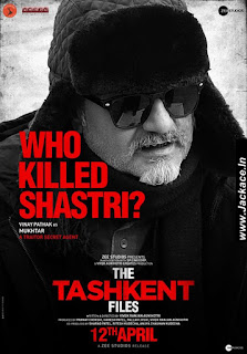 The Tashkent Files First Look Poster 3