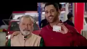 MS DHONI Is Play Cricket For Maltinational Companies?  @SAGOPAL