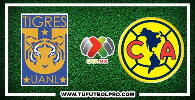 Ver Tigres vs América EN VIVO La Final Por Internet Hoy 25 de Diciembre 2016
