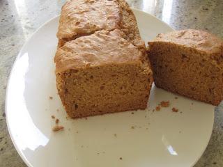Cake au beurre de cacahuètes coupé, Dakatine