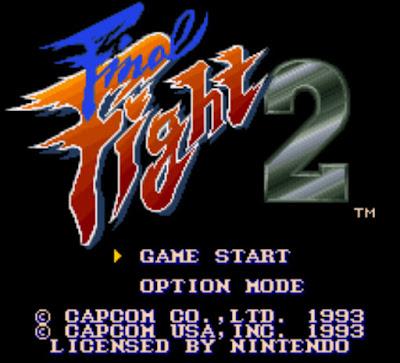 【SFC】街頭快打1+2+3+Guy系列合集(Final Fight)+招式表+遊戲Rom下載!
