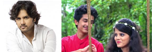 Javed Ali's new marathi song 'Mann Ugach Haste Kashamule' From Memory Card Marathi Movie