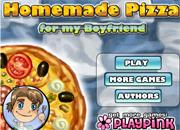 Homemade Pizza  juegos de cocina  jugar online