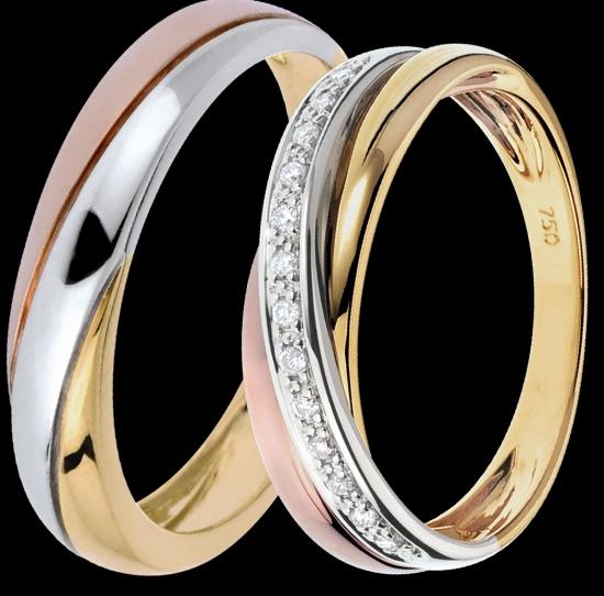 Bien-aimé Mariage Blog: bague de mariage pour femme UO53