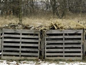 ¿Cómo hacer compost en invierno?