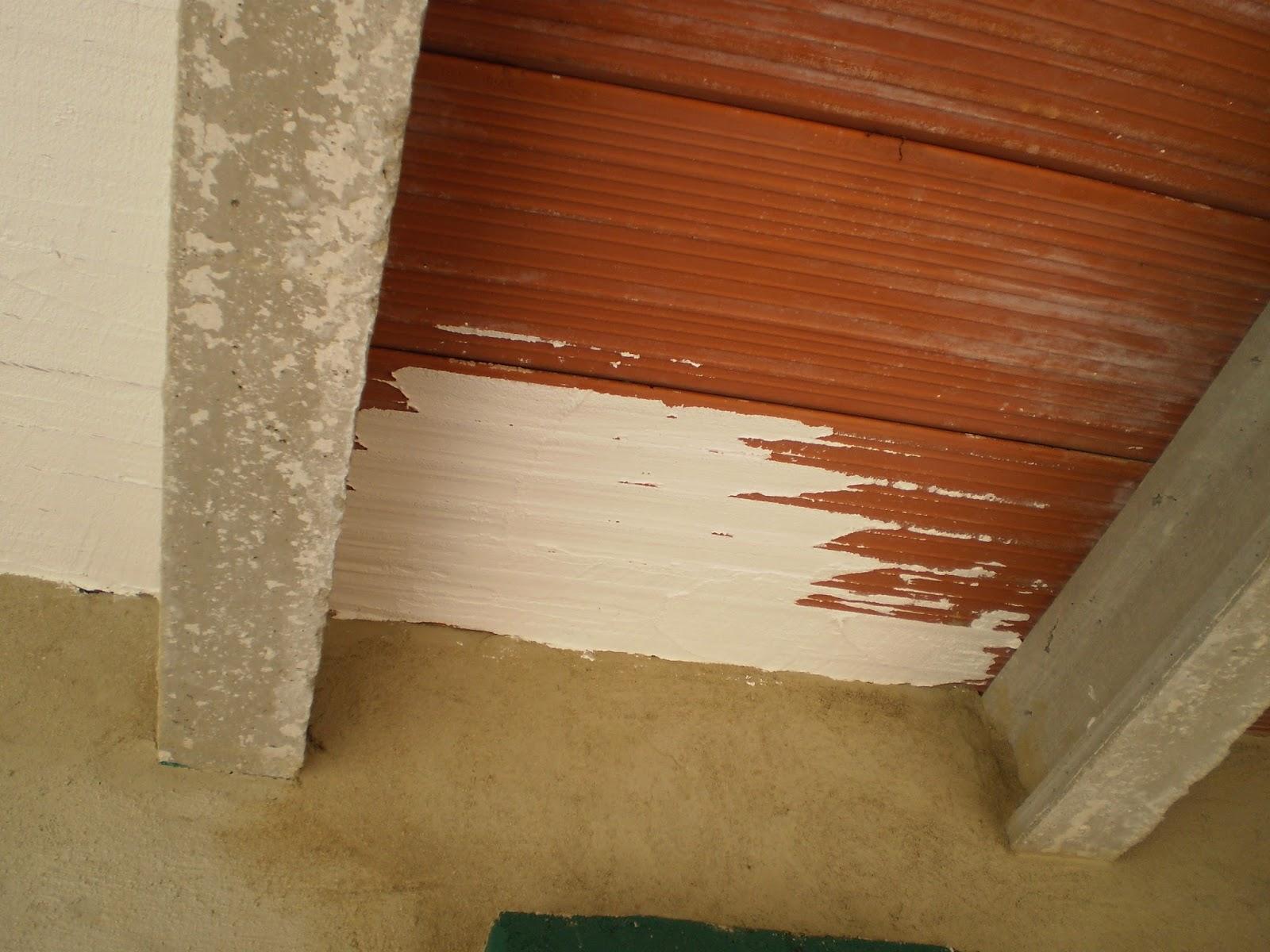 El blog de la elena un blog dulce divertido y - Como pintar un techo ...