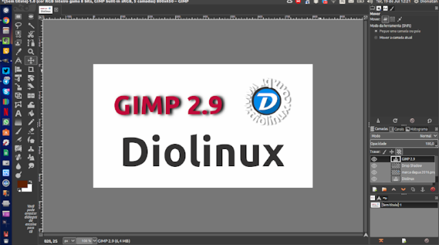 GIMP 2.9 Ubuntu PPA