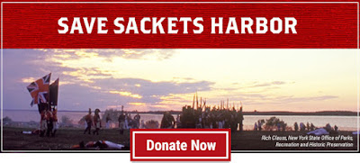 Help Reach the Finish Line at Sackets Harbor!