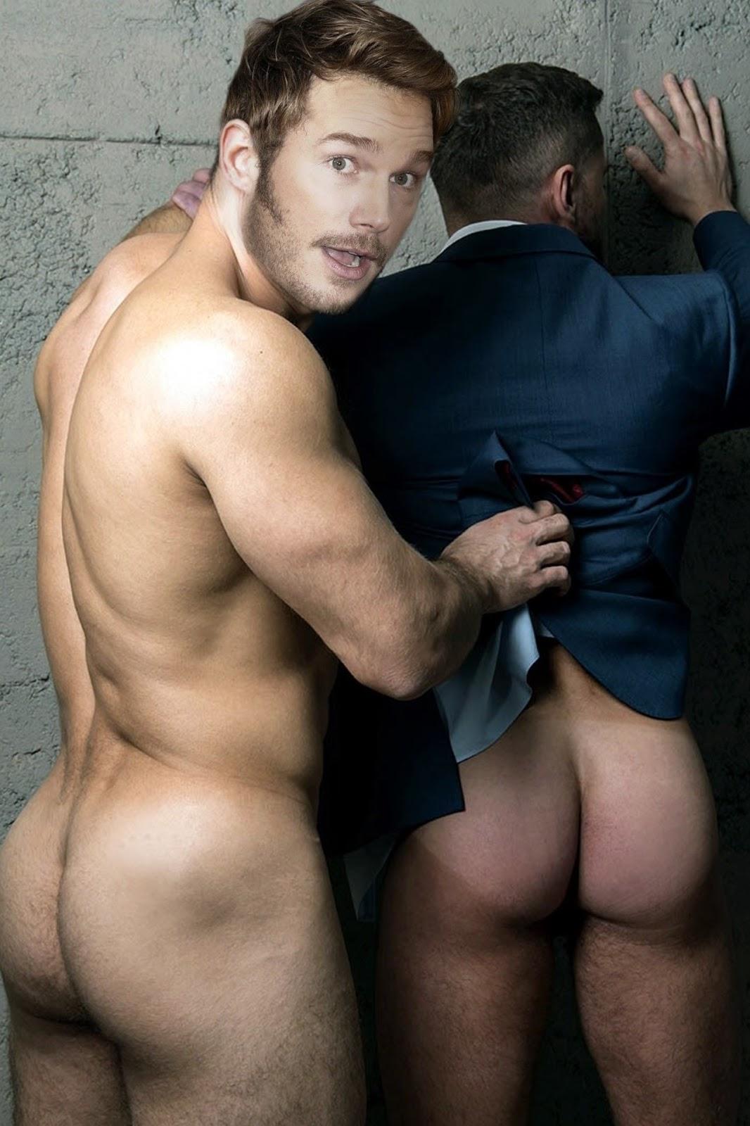 Nude Chris Evans Fake Nudes Scenes