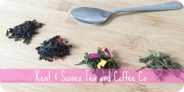 kent and sussex tea and coffee company review