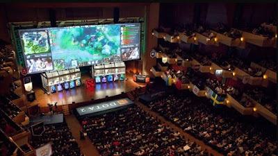 DOTA 2'S VIDEO GAME INTERNATIONAL TICKETS AVAILABLE TONIGHT EVENT 2018
