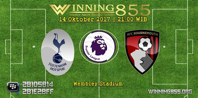Prediksi Skor Tottenham Hotspur vs Bournemouth 14 Oktober 2017