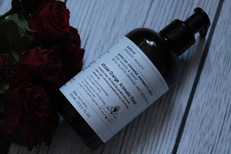 evolve organic beauty luksusowa kąpiel do dłoni i ciała