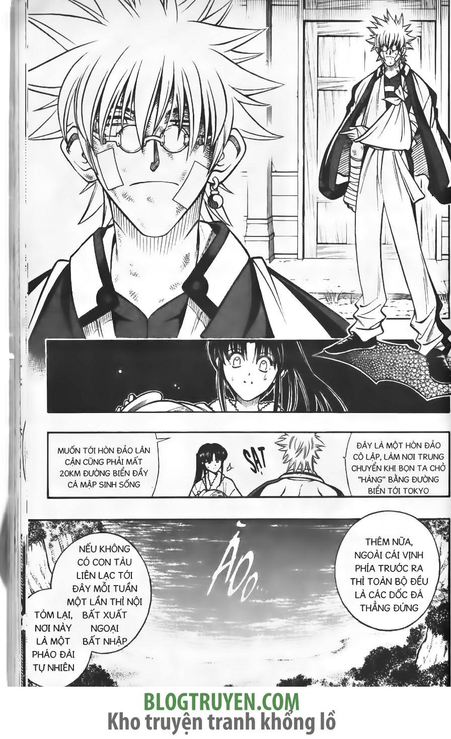 Rurouni Kenshin chap 212 trang 9