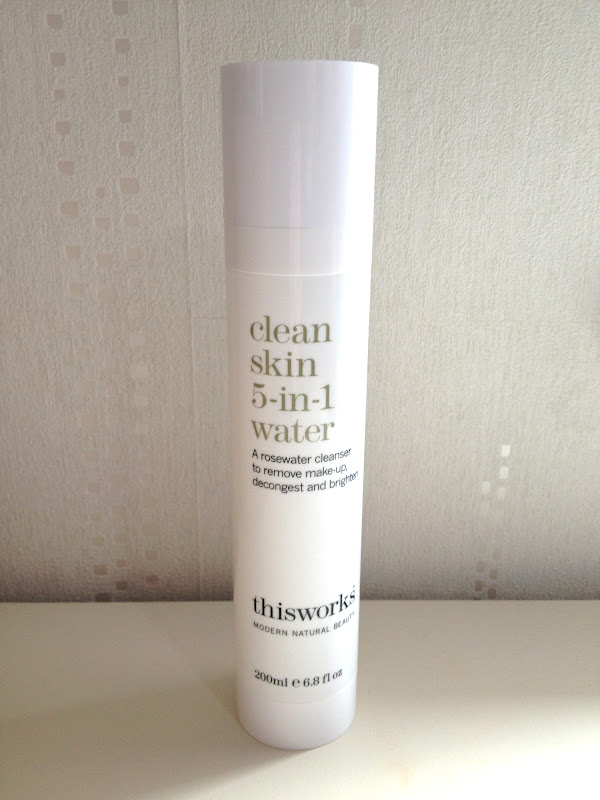 Guest Post: This Works Clean Skin 5-in-1 Water Review | Live