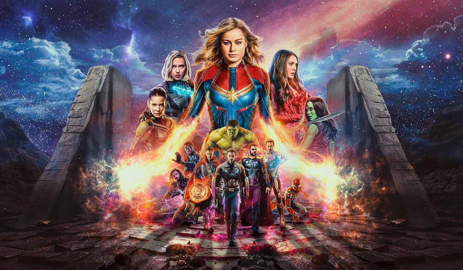 FILM AVENGERS: Jentikan Jari Tangan Thanos Lenyapkan Indeks Pencarian Google