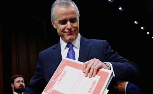 Andrew McCabe Reportedly Just Scored a Book Deal