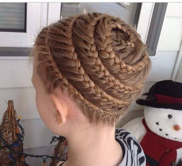 Cute%2BEasy%2BHairstyles%2BFor%2BLittle%2BGirls%2B%252810%2529 30 Cute Easy Hairstyles For Little Girls Interior