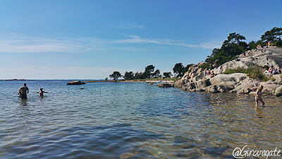 sandhamn isola arcipelago Stoccolma