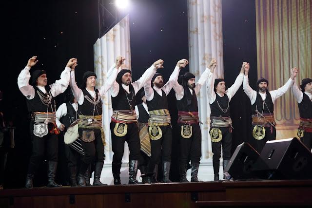 Ο Πόντος, μεγάλος πρωταγωνιστής στο Κρεμλίνο της Μόσχας (Φωτο - Βίντεο)
