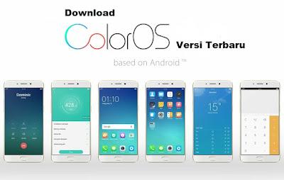 Download Color OS Versi Terbaru Untuk Oppo