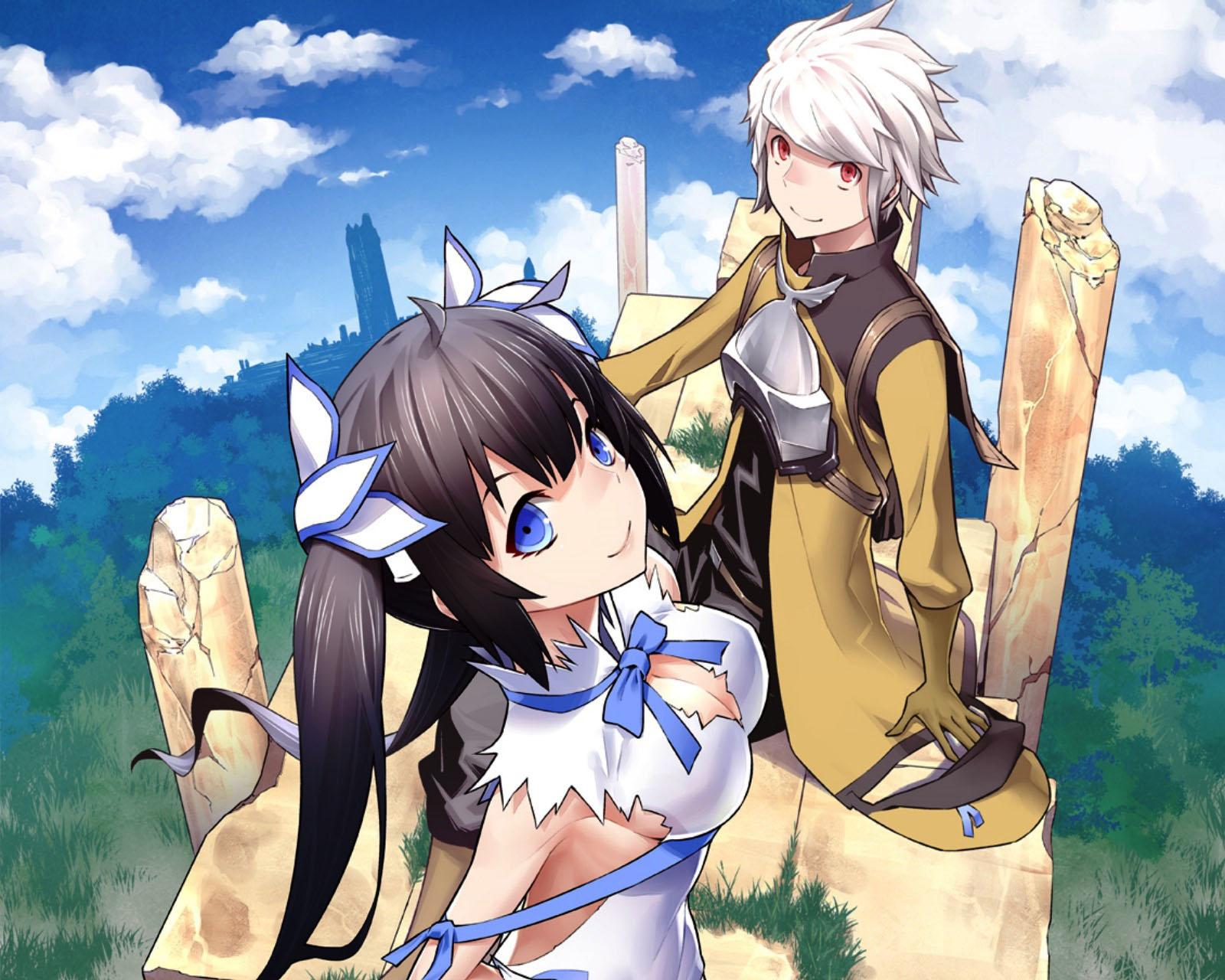 TV Anime『Dungeon ni Deai wo Motomeru no wa Machigatteiru Darou ka Gaiden: Sword Oratoria』PV