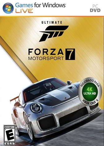 Forza Motorsport 7 Ultimate Edition PC Full Español (Windows 10)