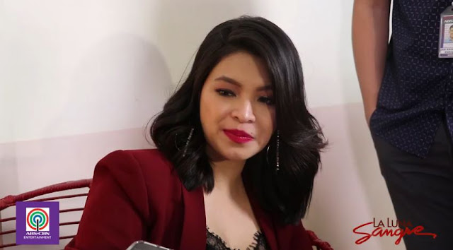 """""""Mami-miss ko si Jacintha."""" Angel Locsin Says As She Bids Farewell To Her Iconic Character"""