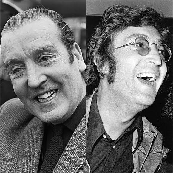 Alfred et John Lennon : des retrouvailles inachevées