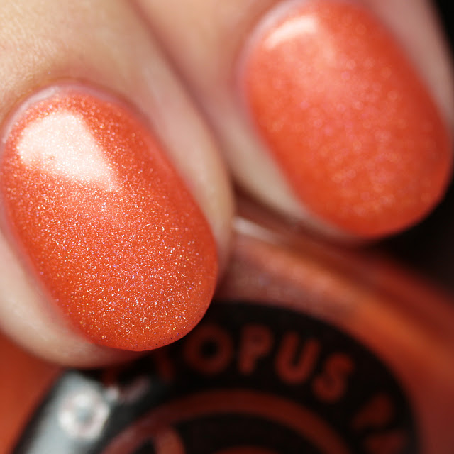 Octopus Party Nail Lacquer Hawaii Five Beaux