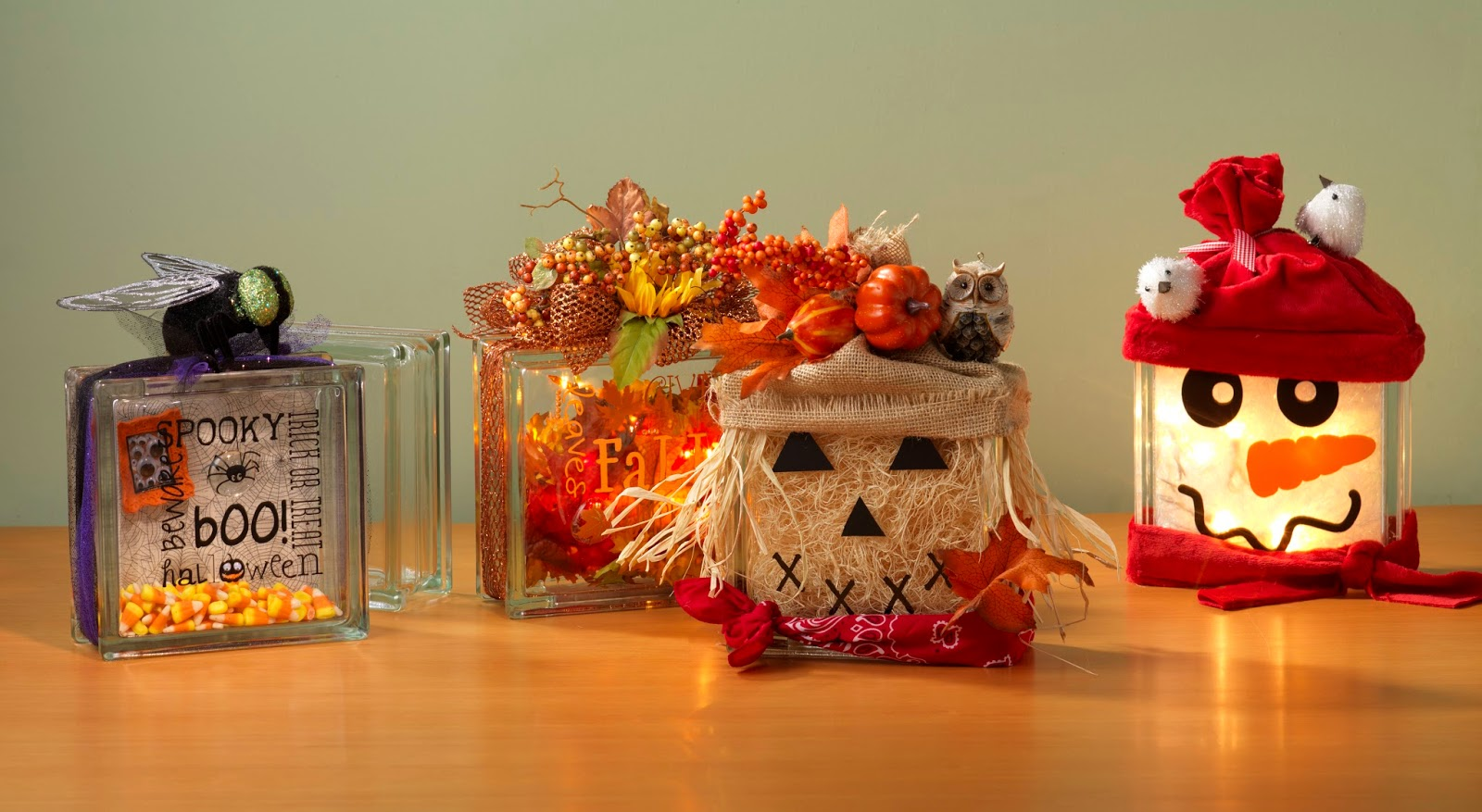 decorate any space for halloween fall thanksgiving winter or christmas
