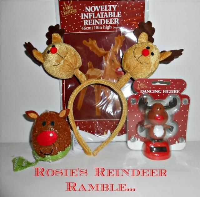 Rosies Reindeer Ramble