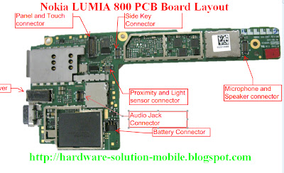 power button on nokia lumia 800