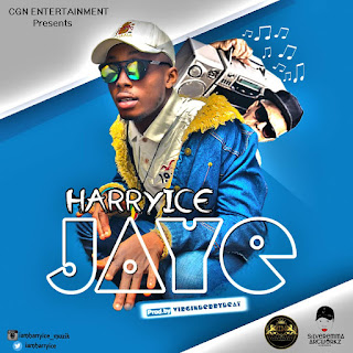 New Song: Harryice - Jaye (Prod by Virginberry) | @iamharryice