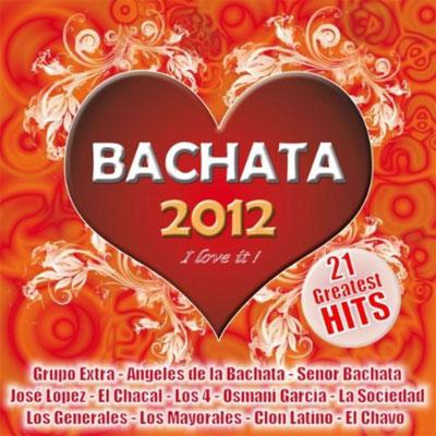 bachata top 2012