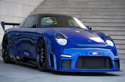 Distrutta la Porsche 9ff GT9-R supercar. Era l'auto più veloce del mondo
