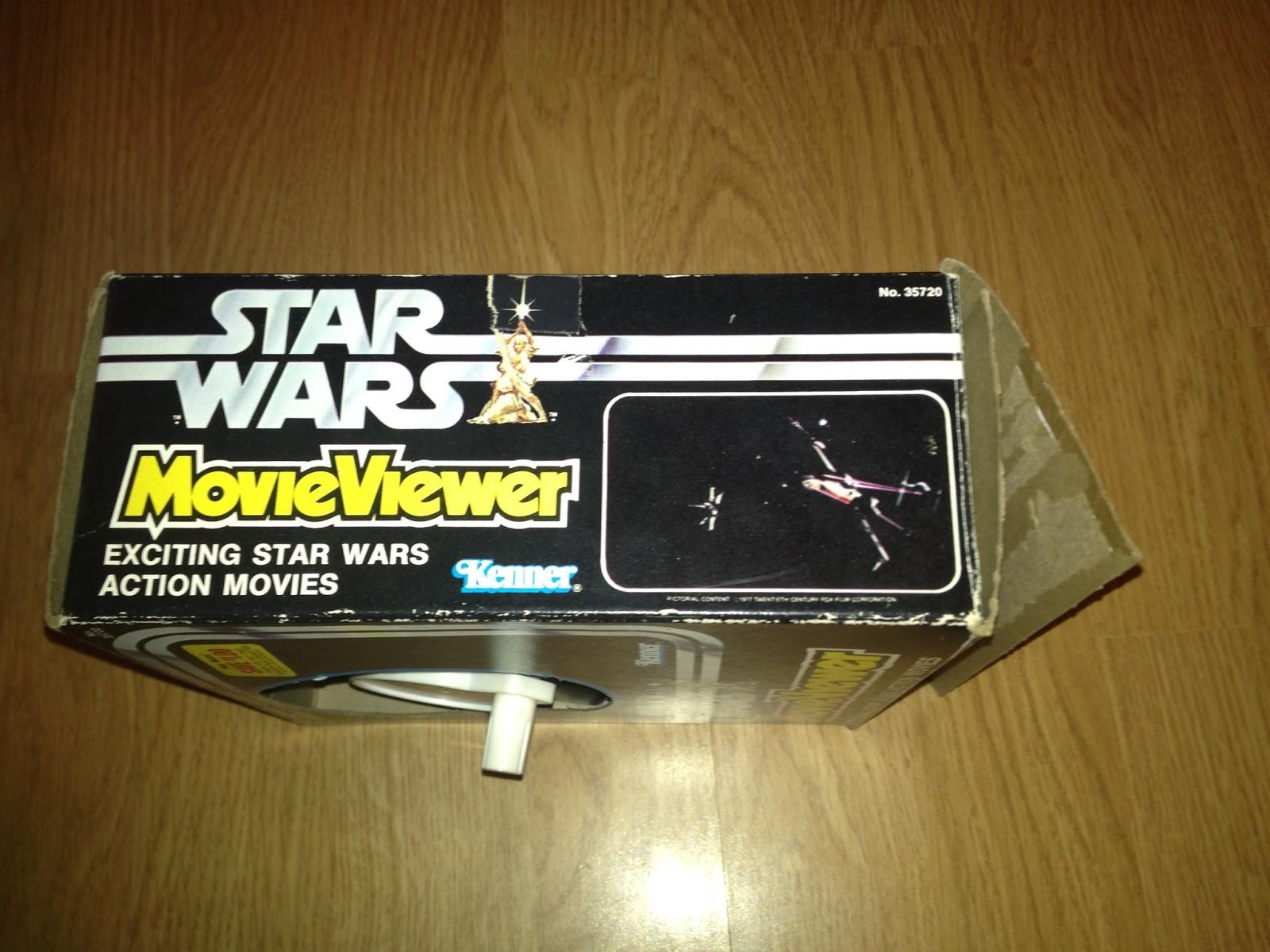 kenner movieviewer, star wars